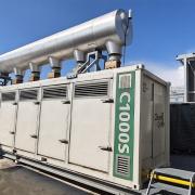 turbina capstone modello C1000S